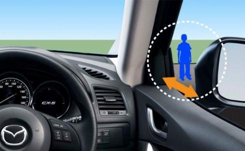 【cx 5について 7】運転席の視界にも工夫 【mazda】マツダ公式ブログ Zoom Zoom Blog