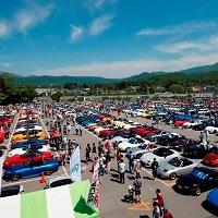 【軽井沢ミーティング2016】史上最多1363台のロードスターが集結!~100万台記念車とMX-5 RFがファンの皆さまをお迎えしました~ #100milthMX5
