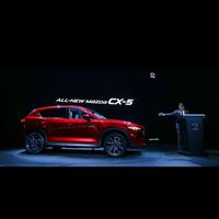 【速報】 ロサンゼルス自動車ショーで新型「マツダ CX-5」を初お披露目!