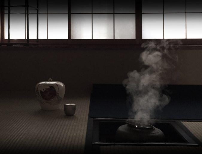 新型CX-5インテリアテーマ茶室