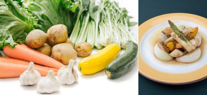野菜/料理