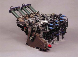 マツダ787B搭載、R26Bロータリーエンジン