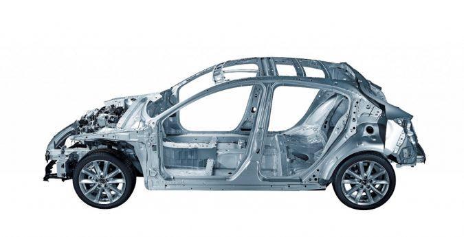 次世代車両構造技術「SKYACTIV-Vehicle Architecture」