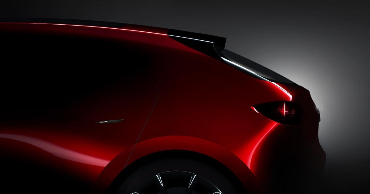マツダは、東京モーターショーに2台のコンセプトモデルを出品します!