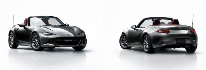 マツダロードスター(海外名:Mazda MX-5) 特別仕様車「RED TOP(レッド・トップ)」