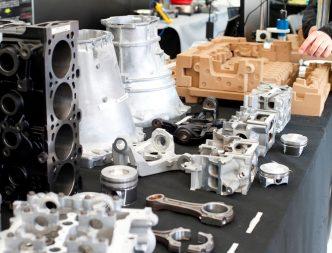マツダファンフェスタ 2017 in OKAYAMA、マツダのエンジニアによるモノ造り展示