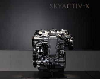 次世代ガソリンエンジン「SKYACTIV-X」