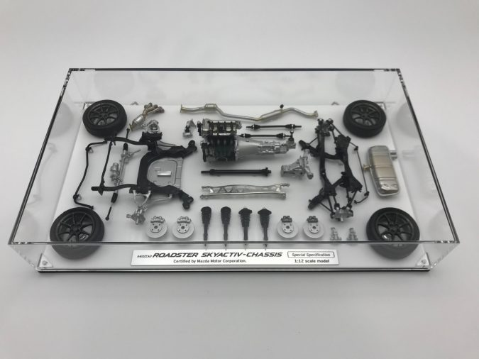 A ROADSTER SKYACTIV-CHASSIS 特別仕様
