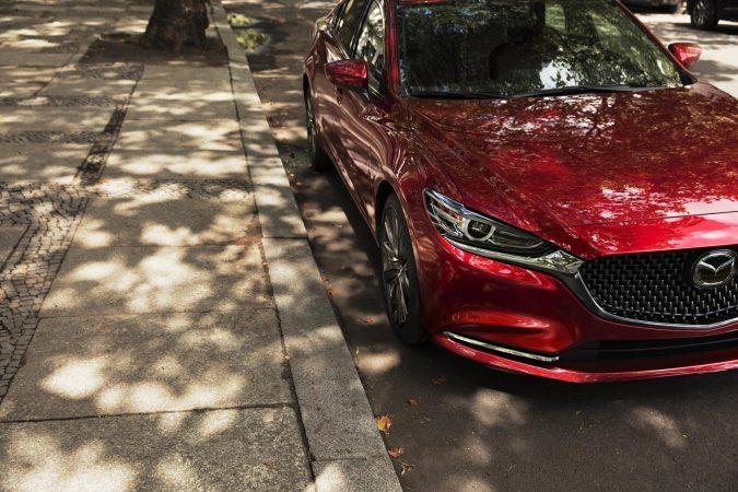 「Mazda6」セダン エクステリア(北米仕様)