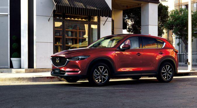 「Mazda CX-5」