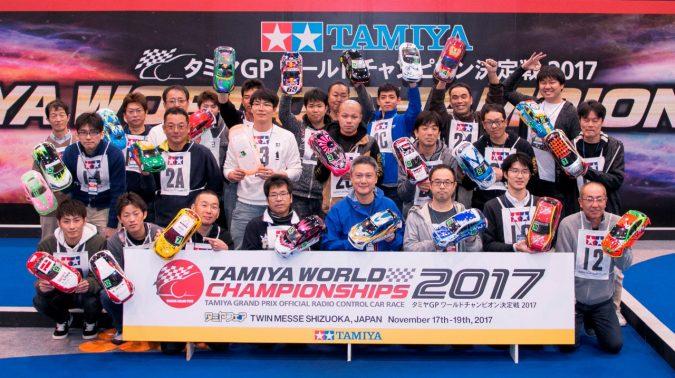 株式会社タミヤ主催のマツダチャンピオンシップ