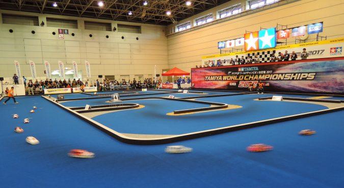 株式会社タミヤ主催のマツダチャンピオンシップ RCカー