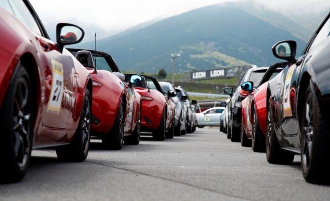 2018年参加型モータースポーツイベント協賛計画