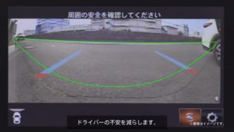 マツダ「360°ビュー・モニター」