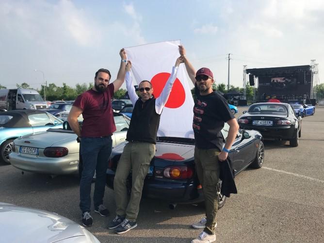 Mazda MX-5: Motor1Days