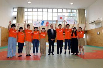 東日本大震災被災児童自立支援プロジェクト「サポート・アワー・キッズ」2018年フランスステイ