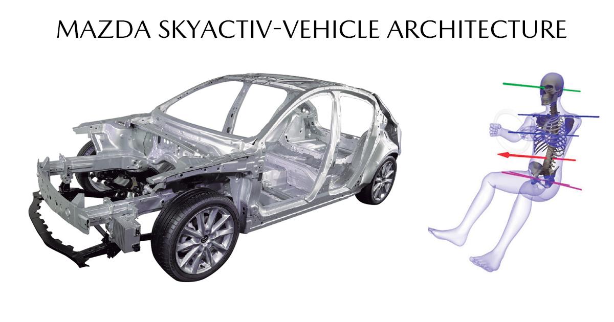 次世代車両構造技術「SKYACTIV-VEHICLE ARCHITECTURE」とは?