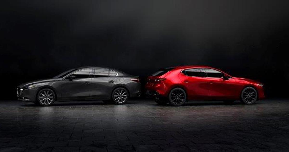 新型「Mazda3」を世界初公開 -マツダ新世代商品の幕開け-