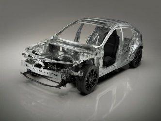 Mazda3を世界初公開