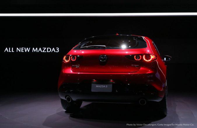 新型MAZDA3: LAイベントレポート
