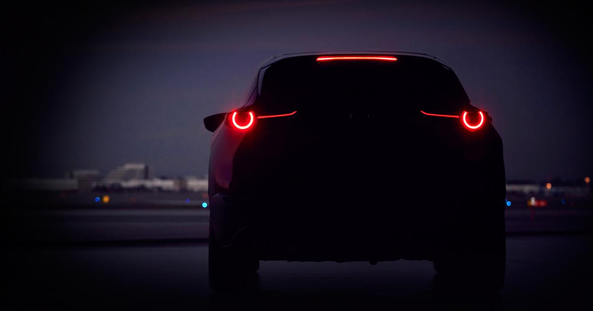 新世代商品 第二弾は新型SUV!ジュネーブモーターショーで世界初公開します。