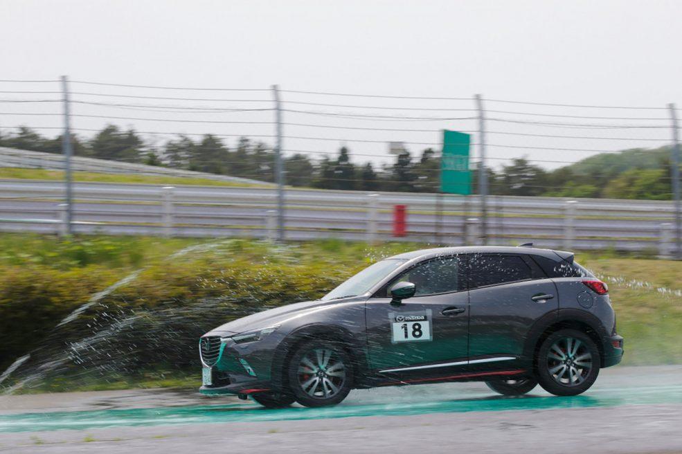 2019年マツダ協賛イベント ドライビングレッスン Be a driver. マツダ・ドライビング・アカデミー