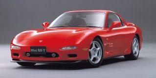 平成のマツダ車を振り返り:アンフィニ RX-7(3代目)