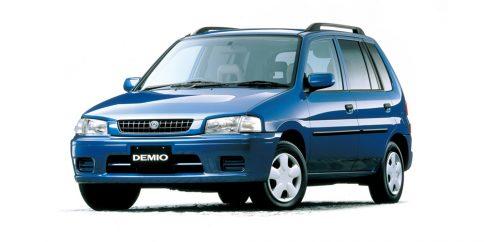 平成のマツダ車を振り返り:デミオ(初代)
