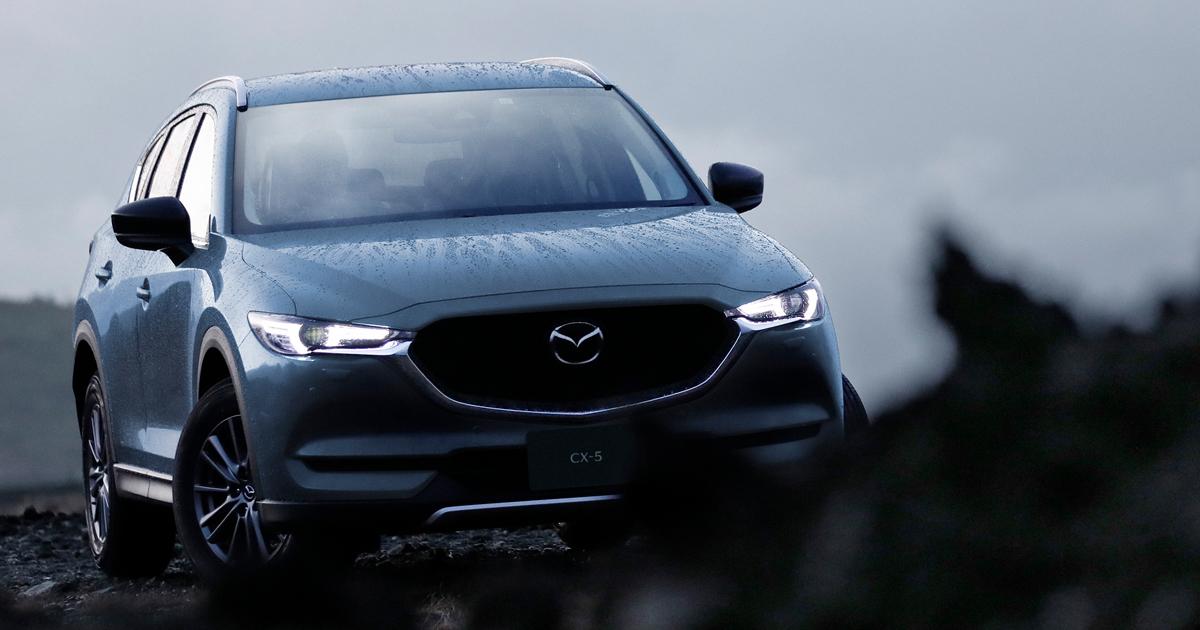"「MAZDA CX-5」を商品改良 AWDの悪路走破性をさらに強化し、2つの""個性""を追加しました!"