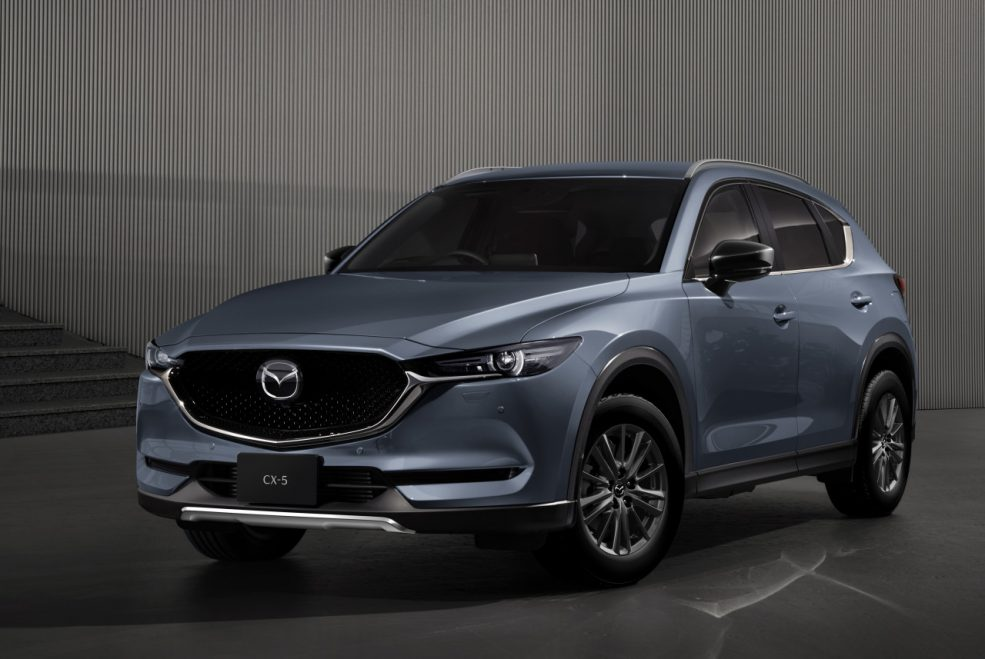 CX-5 TOUGH-SPORT STYLE