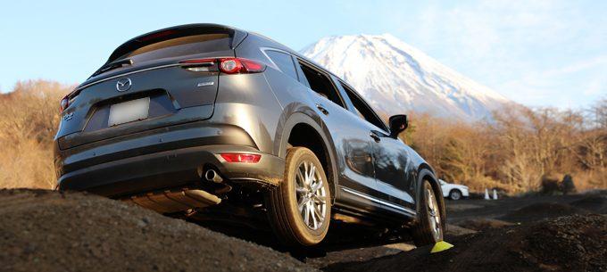 マツダ「i-ACTIV AWD」CX-8