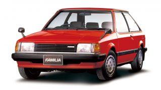 1980年 「ファミリア」が「1980-1981日本カー・オブ・ザ・イヤー」を受賞
