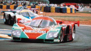 1991年 第59回ル・マン24時間レースで「マツダ787B」が日本車初の総合優勝