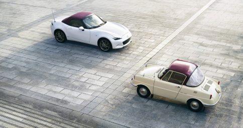 マツダ「100周年特別記念車」予約受注開始