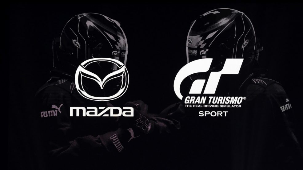 MAZDA RX-VISION GT3 CONCEPT提供開始:グランツーリスモSPORT