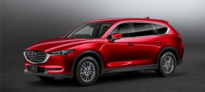 マツダ、「MAZDA2」「CX-5」「CX-8」 に特別仕様車を追加