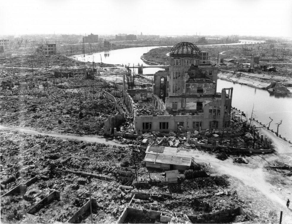 原爆ドーム周辺
