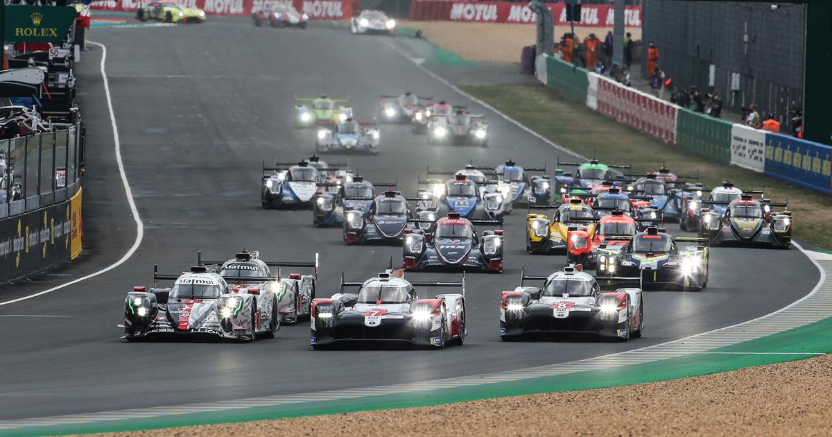 TOYOTA GAZOO Racingのみなさま、第88回ル・マン24時間レースの優勝、おめでとうございます!